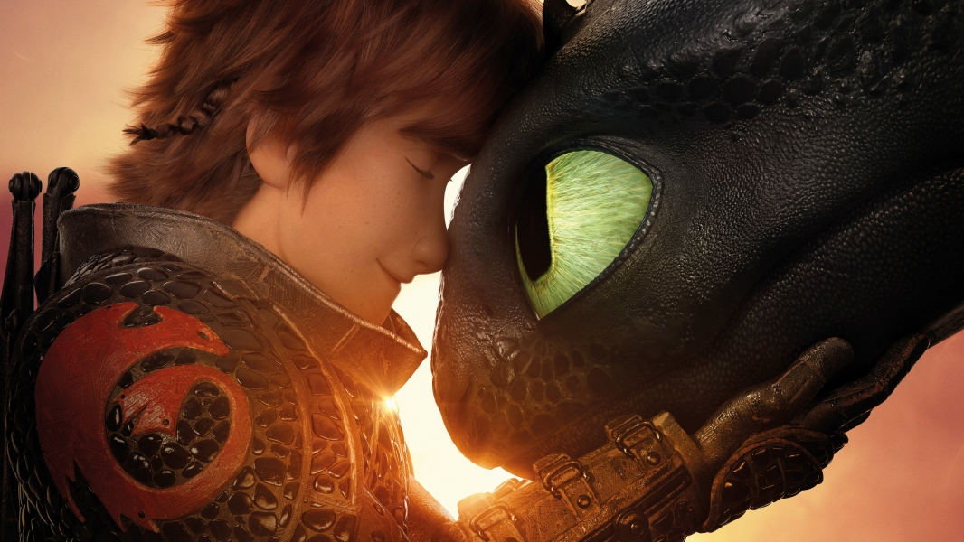 how to train your dragon 3 full movie free
