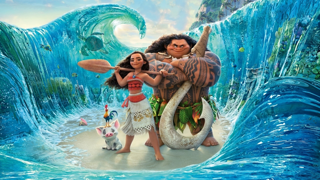 how to watch moana for free