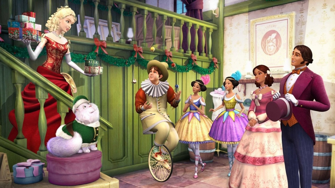 Watch Barbie in 'A Christmas Carol' 2008 full HD on Actvid.com Free