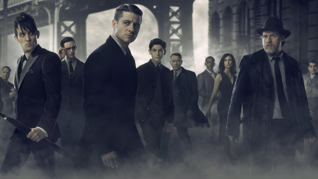 how to watch gotham for free