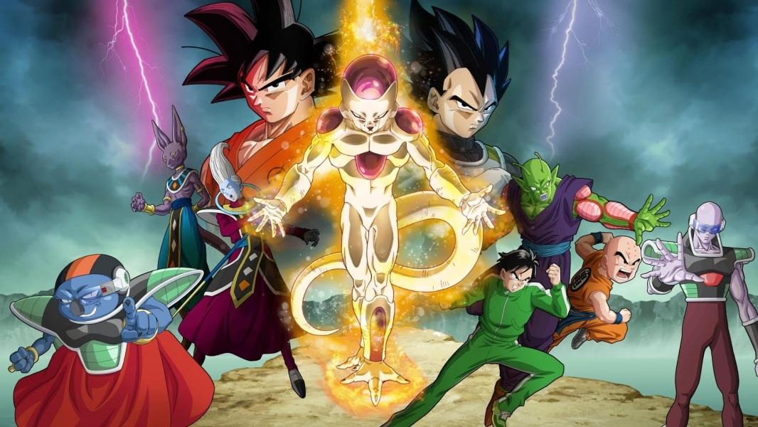 Dragon Ball Z: Wiedergeburt Von F