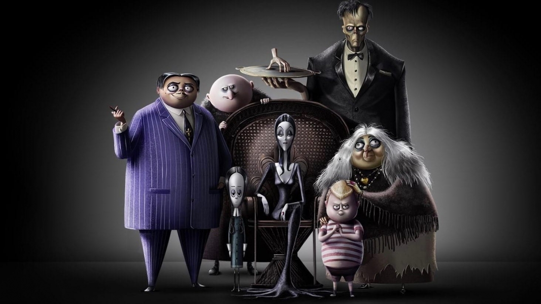 the addams family full movie free