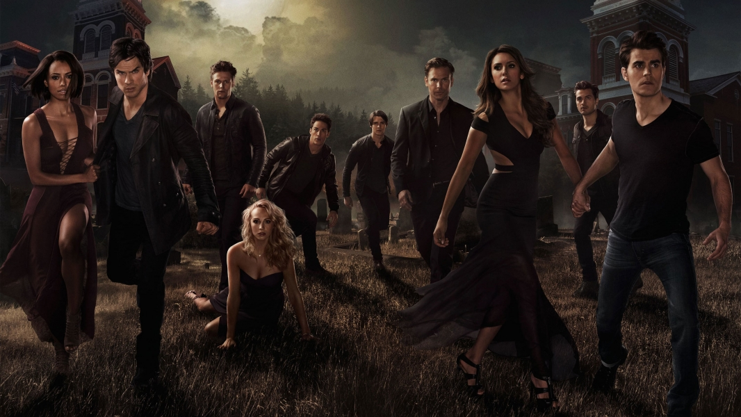 how to watch vampire diaries for free