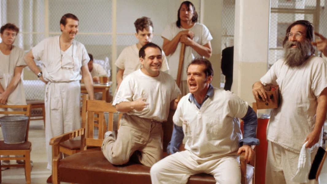 watch one flew over the cuckoo's nest free