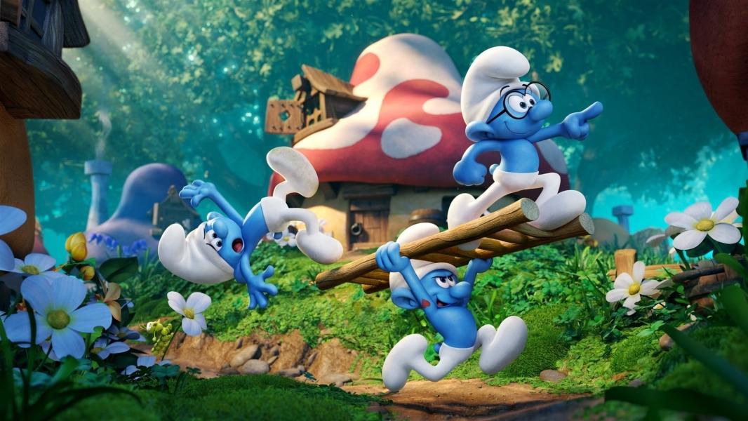 smurfs free movie