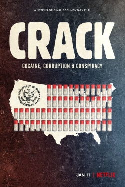 Crack: Cocaine, Corruption & Conspiracy